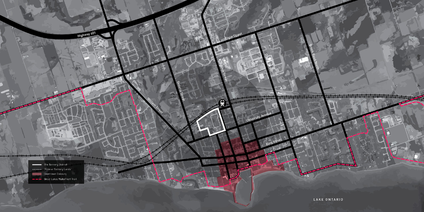 Tannery District within the Town of Cobourg